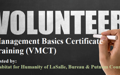 Volunteer Management Basics Certificate Training